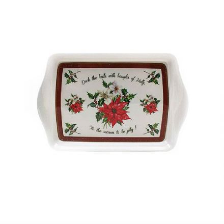 Deck the Halls Small Tray
